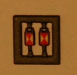 02199-Zugschlußscheiben (2 Stück) - Bild vergrößern